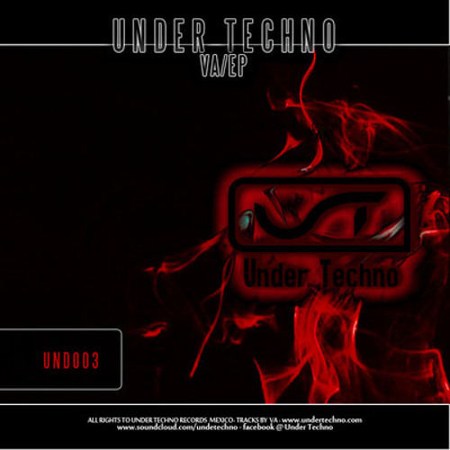 Nock B - Under Techno [UND003] Under Techno EP [Preview]