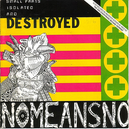 NoMeansNo - Teresa, Give Me That Knife