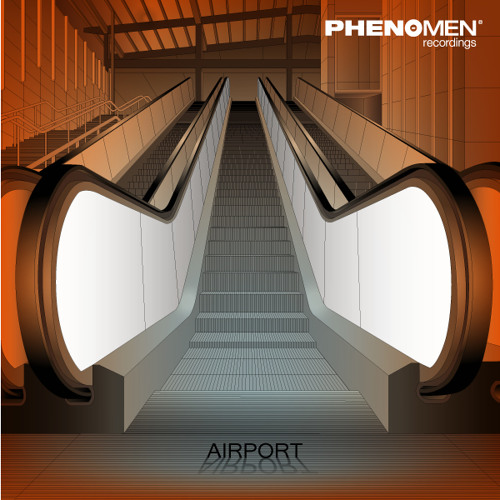Airport  Preview - PHENO-MEN (now available on Beatport:-)