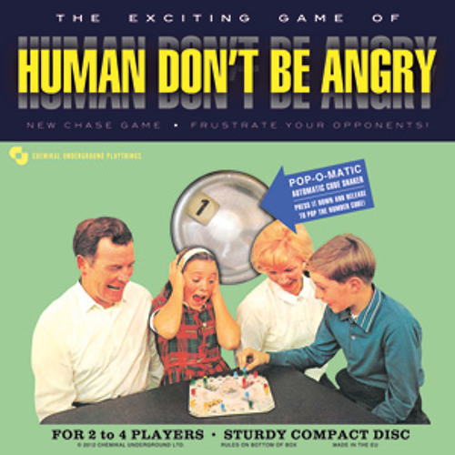 """H.D.B.A. Theme"" by Human Don't Be Angry"