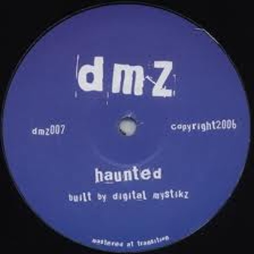 Digital Mystikz - Anti War Dub (Original Mix)