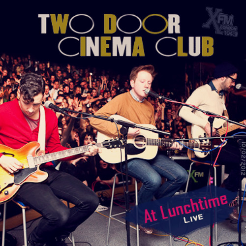 Two Door Cinema Club - Something Good Can Work (Acoustic) [Live]