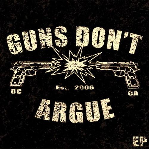 Guns Don't Argue - Victim
