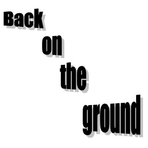 Back on the ground (Dance/Dubstep)