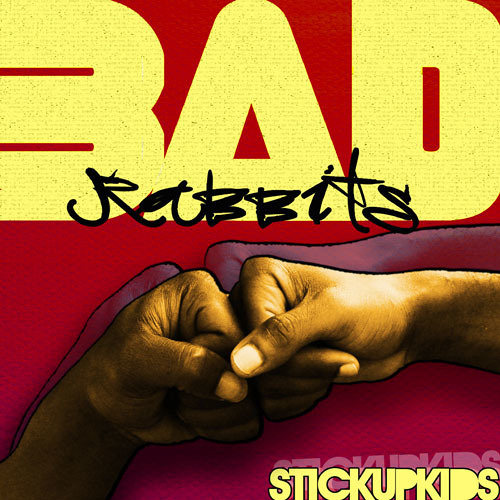 Bad Rabbits - Can't Back Down