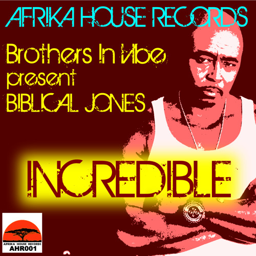 AHR001 Biblical-Jones Incredible Leotone-Mix