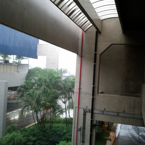 More Tropical Rainstorms at São Paulo