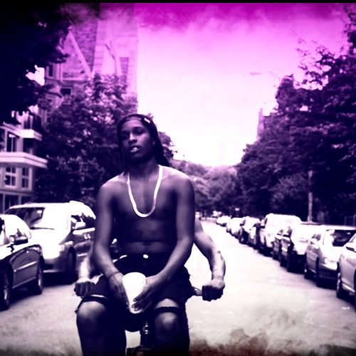 ASAP ROCKY-Kissin Pink Slowed(Sip This, Smoke That Version) Johnny B Beats