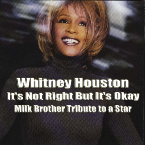 Whitney Houston - It's Not Right But It's Okay (Milk Brother Tribute) Link in the Description