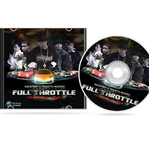 Yonkers FREESTYLE - Full Throttle Mixtape Volume 1