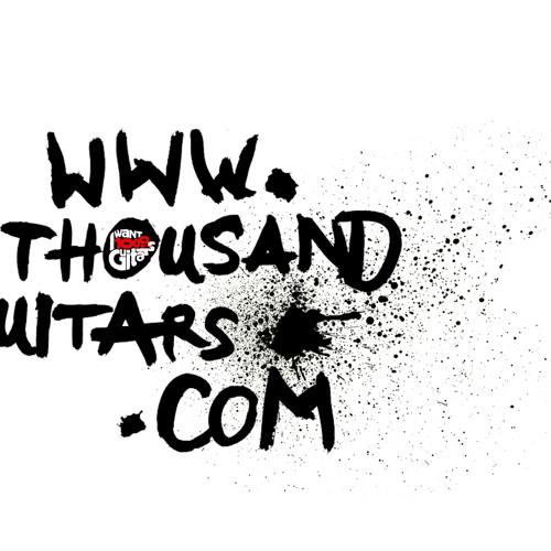 A Thousand Guitars March/April Mixtape