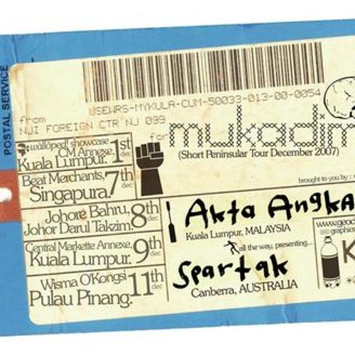 Akta Angkasa - Mukadimah! (2007)