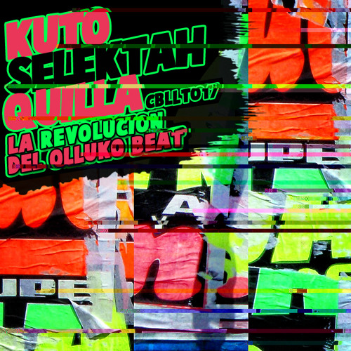 La Revolucion Del Olluco EP 2011 - Caballito Netlabel