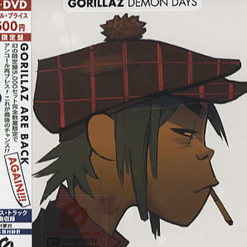 Gorillaz -  Feel Good Inc. (Professor Kliq Remix)