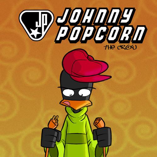 Johnny Popcorn the crow album snips