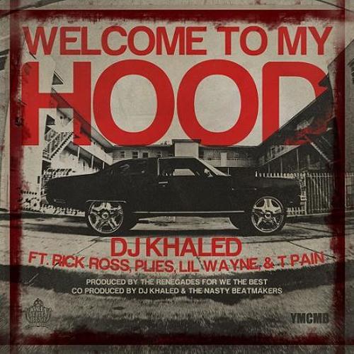 DJ DEEZY FT DJ POPPZ-WELCOME TO MY HOOD!!!!!!!!!!!!!!