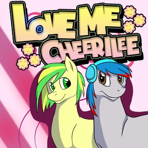 Love Me Cheerilee [Glaze + The Living Tombstone]