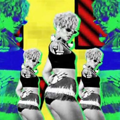 Rihanna - Rude Boy (Blondes Remix)(Feat Mariah Carey)