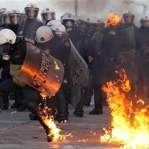 Athens is burning (Black Rebels Mix) - FREE DOWNLOAD