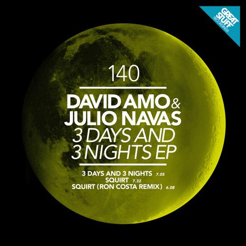 David Amo & Julio Navas - Squirt (Original Mix)