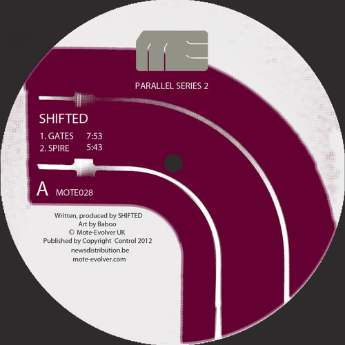 Mote028 :: Parallel Series 2 :: Shifted + Samuli Kemppi