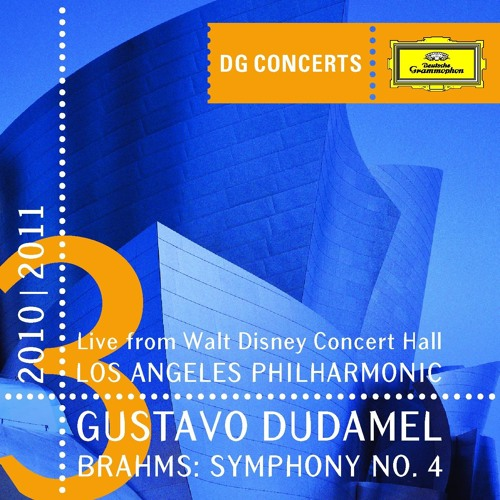 Gustavo Dudamel and the LA Phil perform Brahms' Symphony No. 4 (4th mvmt)