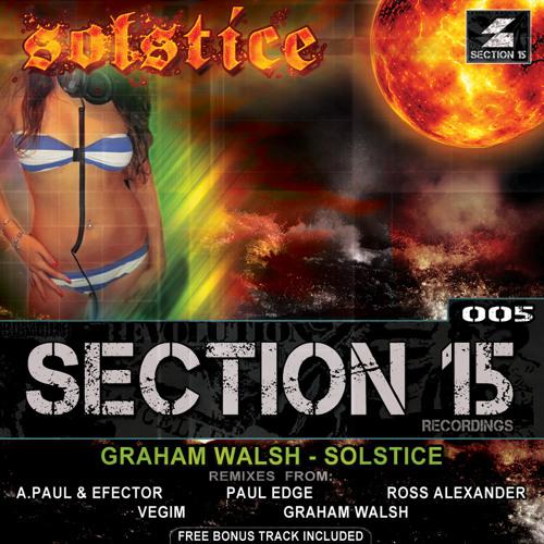 Graham Walsh - Solstice (Dark Mix) [SFT005]