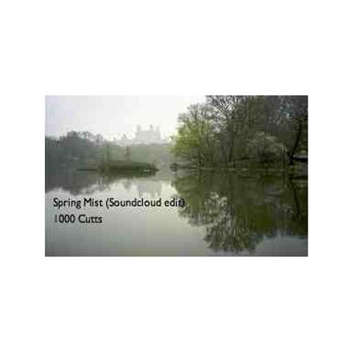 Spring Mist (Soundcloud edit) - 1000 Cutts
