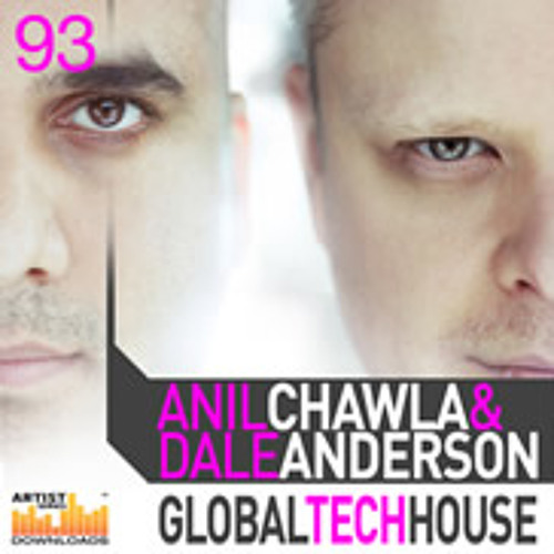 Anil Chawla and Dale Anderson Global Tech House