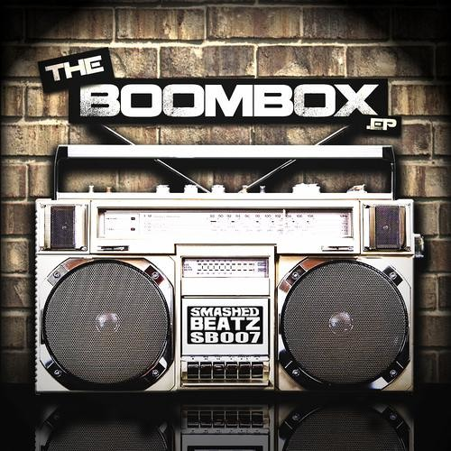 Boombox by We Bang & SixFootUnda