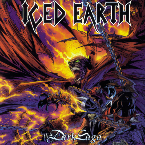 ICED EARTH - Violate
