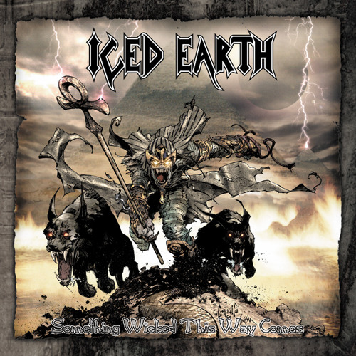 ICED EARTH - Something Wicked This Way Comes Pt II - Birth Of The Wicked