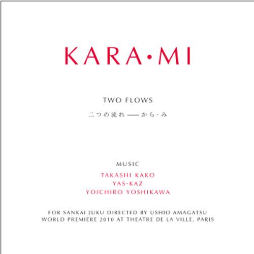 KARA⋅MI~Two Flows からみ~二つの流れ:Yoichiro Yoshikawa/Takashi Kako/Yas-Kaz/吉川洋一郎/加古隆  2010