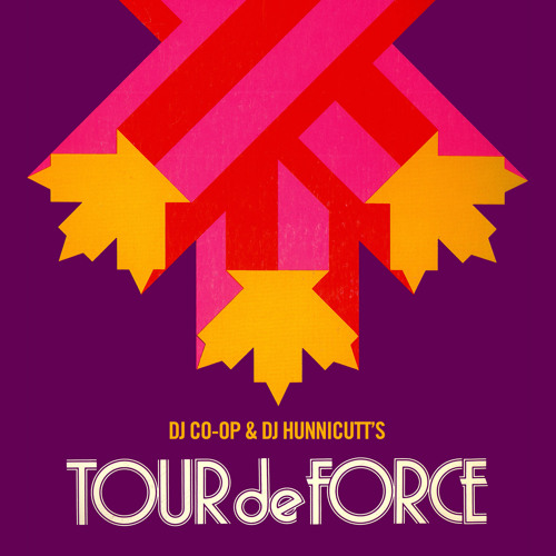 DJ Co-op & DJ Hunnicutt - Tour De Force (2012 Western Canadian Tour Promo Mix)