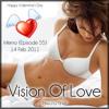 DJ VH - Vision Of Love (Valentine's Day Mix) (Inferno 55) (14 Feb 2012)
