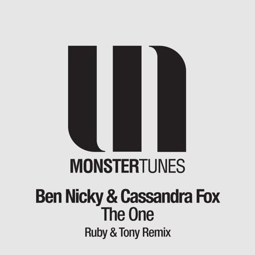 Ben Nicky & Cassandra Fox - The One (Ruby & Tony Remix)