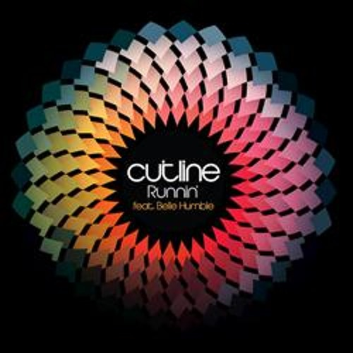 Runnin - Cutline feat Belle Humble - (Radio Edit)