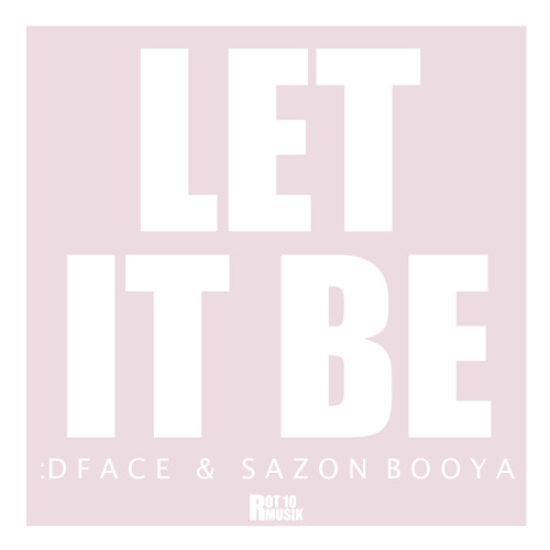 DJ Kayper plays :Dface & Sazon Booya - Let It Be on BBC Radio 2/10/12