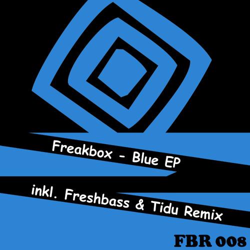 FBR 008 Blue EP