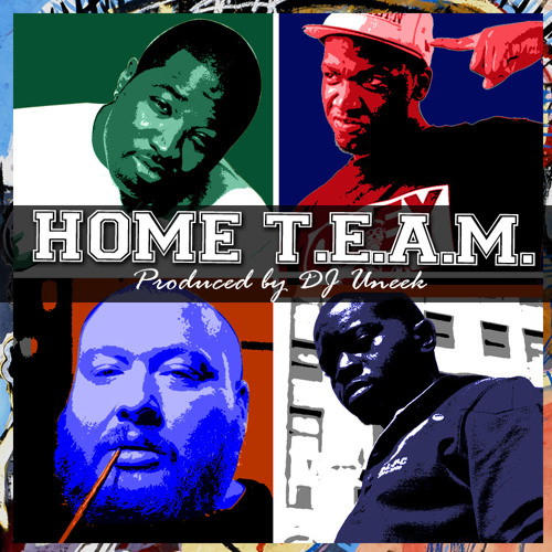 "Troy Ave f. Action Bronson, Mr. MFN eXquire, Maffew Ragazino and Avon Blocksdale, ""Home T.E.A.M."""