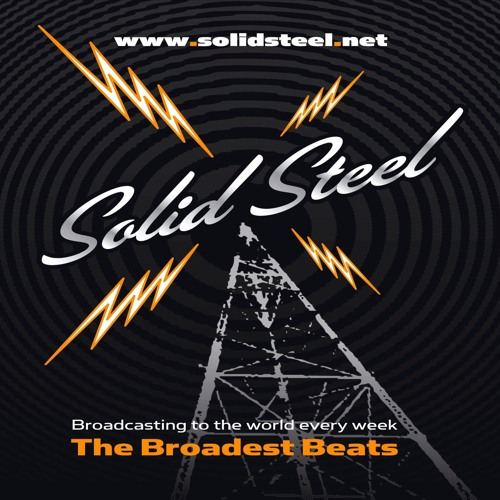 ALEX BANKS Solid Steel Mix Oct 2011