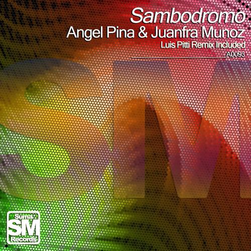 Angel Pina & Juanfra Munoz  - Sambodromo (Luis Pitti remix) cut soundcloud