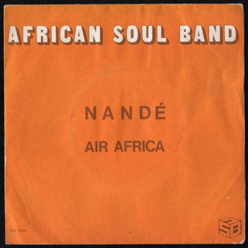 Libra Discotheque  Meet  African Soul Band - Nande