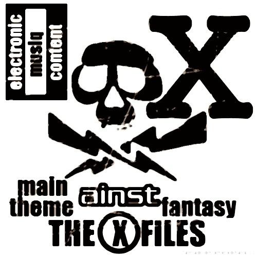 Ainst - the x files theme fantasy