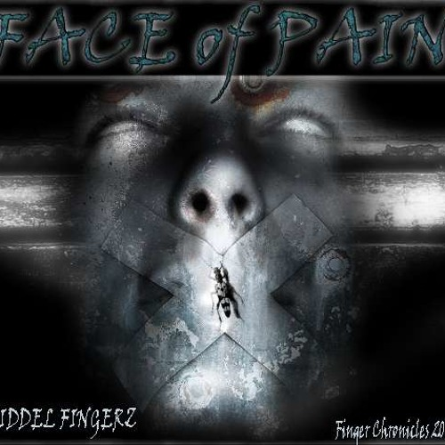 Fiddel Fingerz - Face of Pain (Original Mix) DLA BLACK Records