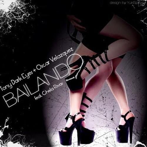 Tony Dark Eyes - Bailando (DJ FR3AK! Special Edit)