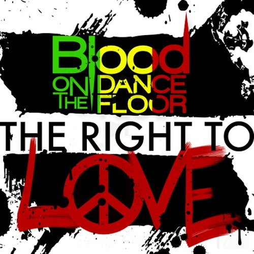 Blood On The Dance Floor - The Right To Love!