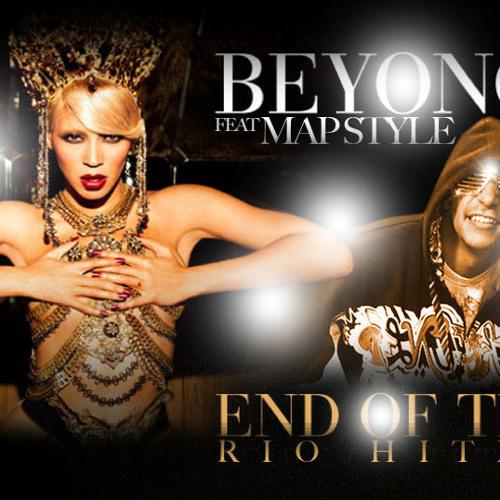 Beyoncé - End of the Time (Map Style Rio Hitmix)