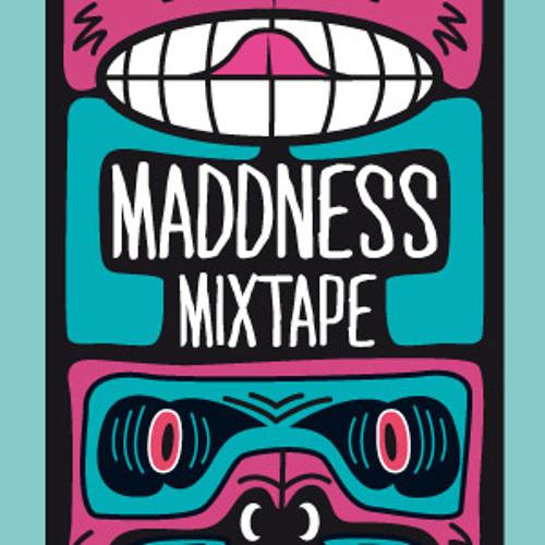 Maddness Mixtape Cassette - Side B