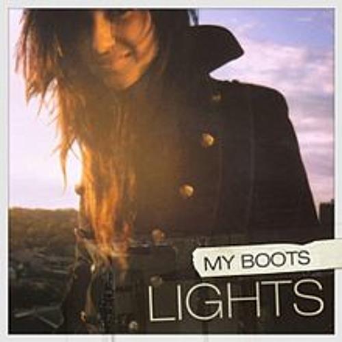 My Boots - Lights ~ Instrumental